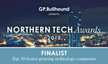 Northern Tech Awards Top 100 League Table - 2019