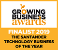 Growing Business Awards - Finalist 2019
