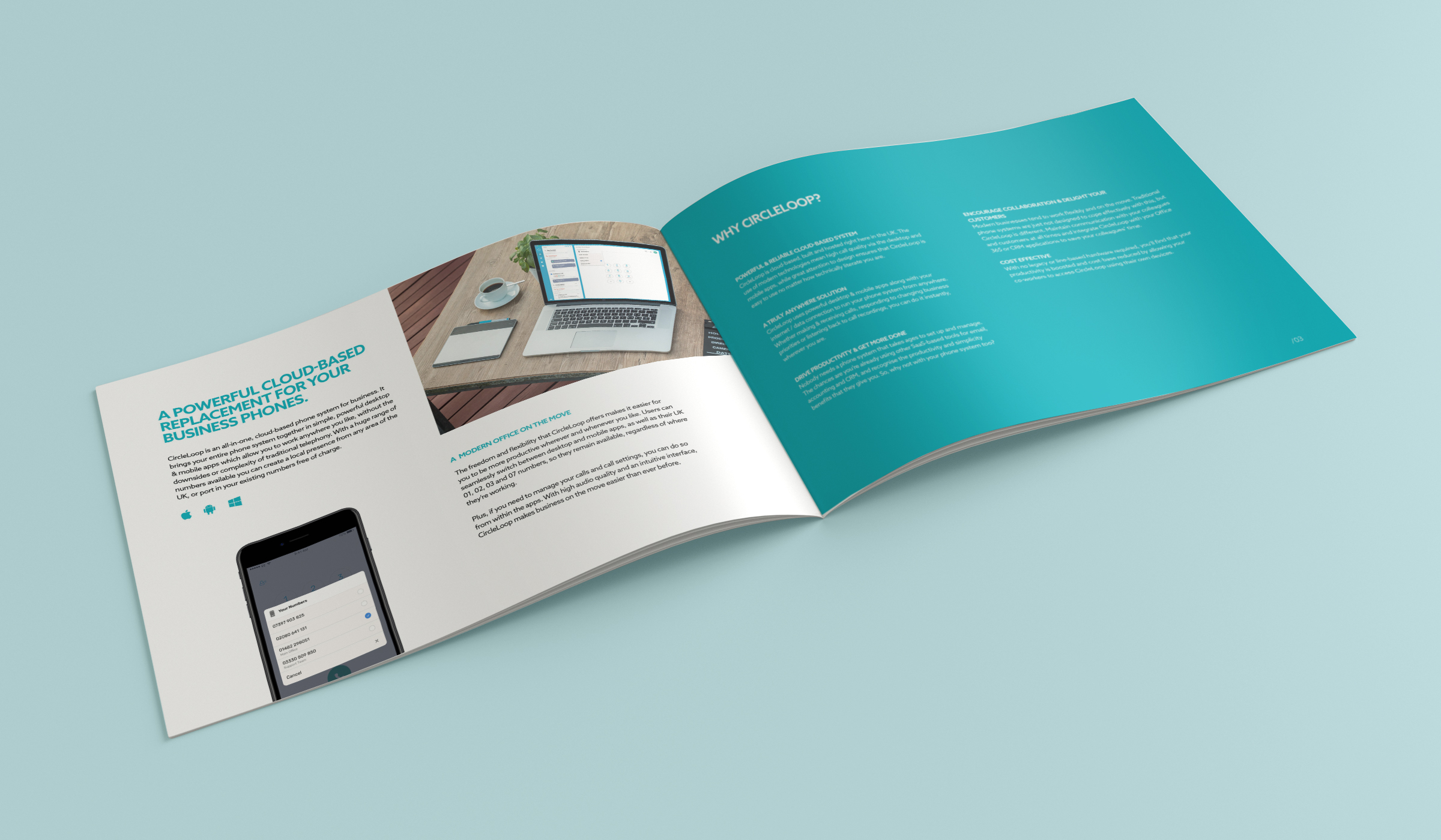 CircleLoop brochure