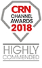 Highly Commended, Cloud Distributor of the Year